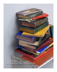 Bird miniature books