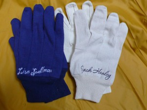 lisa spellman's gloves